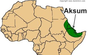 aksum_empire_map