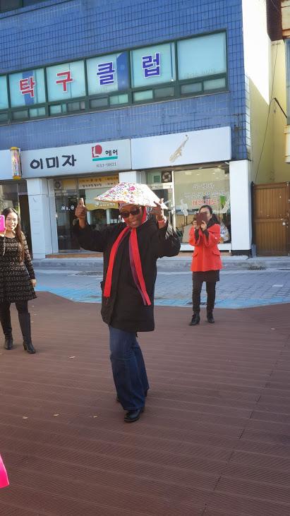 downtown namwon
